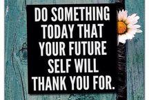 Motivation & Inspiration / Quotes