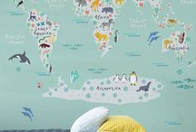 Kids Bedroom / Inspiration to turn your children's rooms into beautiful places to grow