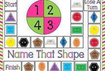 Teaching Ideas: Math / by Clare Van Groll