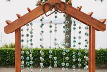 wedding arbor ideas / by Sharon Bastin