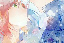 Akagami no Shirayuki-hime / Ich pinne hier Bilder vom Manga/Anime Akagami no Shirayuki-hime