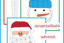 Advent: naptárak, koszorúk, betlehemesek