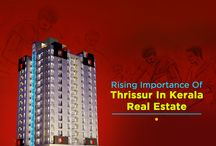 Thrissur in Kerala Real Estate