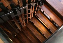 Amazing Wood Staircases