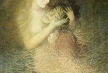 Mermaids (Healers of the emotional body)