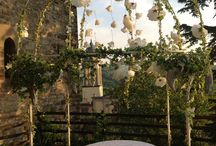 Gazebo matrimonio / Dove i sogni di una favola si trasformano in dolci realtà .......