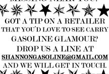 GET GASOLINE GLAMOUR NEAR YOU!!! / GET GASOLINE GLAMOUR NEAR YOU!!!