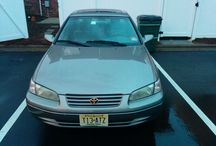 Used 1997 Toyota Camry for Sale ($4,000) at Charlotte,NC / Make:  Toyota, Model:  Camry, Year:  1997, Exterior Color: Gray, Interior Color: Gray, Doors: Four Door, Vehicle Condition: Good,  Mileage:156,000 mi, Fuel: Gasoline, Engine: 4 Cylinder, Transmission: Automatic, Drivetrain: 2 wheel drive.   Contact:980-213-8434   Car Id (57142)