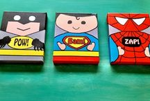Art - kids' room / Kids room art