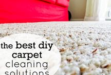 Spring Cleaning / Handy tips and tutorials for spring cleaning your home.