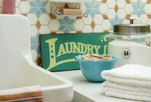HOME: laundry / by Christina Stratton