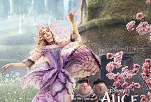 "alice through the looking glass / ""sometimes i believe in as many as six impossible thing before breakfast!"""