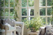 Házak, kertek