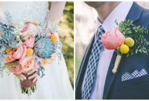 Wedding Bouquets and Boutineers