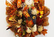 Jeseň - vence na dvere