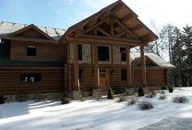 Log Homes / Log Home Building