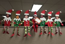 Christmas Office Themes