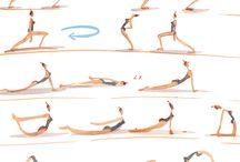 Yoga / Yoga poses
