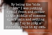 side chicks / by Kelly Southern-Crawford