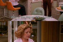 Favourite sitcoms