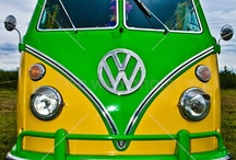 VW Micro Bus / by Ed Stegall