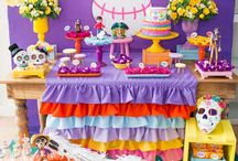 Coco party / Day of the dead / mexicain fiesta