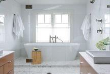 Tub inside the Shower