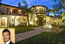 Inspiring Celebrity Homes / Interested in what celebrities homes look like. So are we.