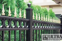 Aluminum Fence / Aluminum Fence Designs, Colors, and Layouts.