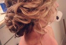 Grad hairstyles