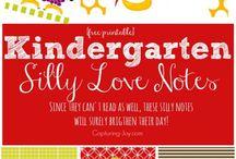 "Kindergarten / Cool things for Grade ""0""!"