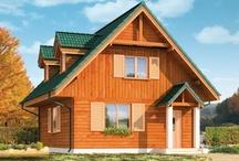 Projekty domów z bali / W tej kategorii znajdziecie Państwo wszystkie nasze projekty drewniane zaprojektowane w technologii ścian z bala litego . Znajdują się tu konstrukcje wieńcowe , sumikowo-łątkowe , oraz mieszane , łączące ze sobą  bale i szkielet drewniany . Większość naszych projektów  z bali ma dodatkowo ocieplona ściany od wewnątrz . Domy z bali to marzenie wielu naszych Klientów . Któż nie chciałby mieszkać na stałe , lub posiadać domu letniskowego z litego drewna . Taki dom jest zdrowy , świetnie się w nim m / by MG Projekt | Projekty Domów