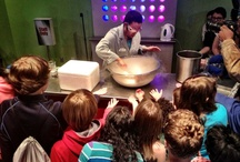 Behind the Scenes at Discovery Place / How we make the magic happen / by discoveryplace