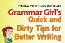 Grammar Girl: My Books