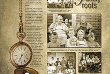 Genealogy / Genealogy, heritage