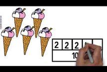 videolezioni / videolezioni di matematica e grammatica per bambini di scuola primaria
