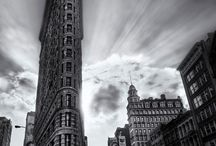 NYC Black & White Photography / Great shots of the city in black and white!