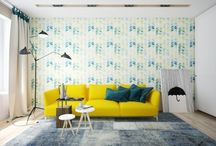 Home Furnishings – Combinations With Yellow In The Interior Design