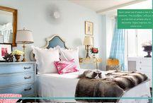 My type of Bedroom / by Denise Clark
