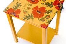Átalakított bútorok
