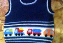 tejidos niños