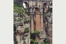 White Villages & Ronda / Pueblos Blancos & Ronda / Daily Trips from Seville