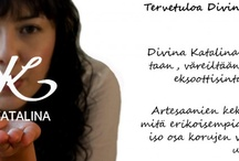 Divina Katalina Jewelry / Biojewelry design by nature! koruDK.fi