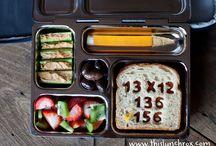 fabulous lunch ideas! / by Jami Davis