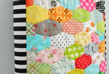 EPP / English paper piecing projects
