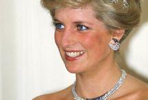 Diana's jewellery