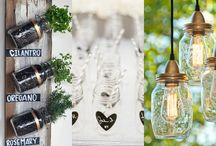 Mason jar diy projects