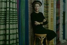 textile designers and artists