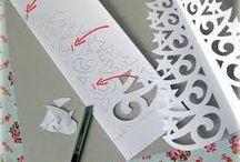 Vystřihování z papíru