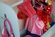 Kids Dress Up Organization